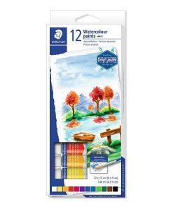 Staedtler - Culori acuarela set 12 culori
