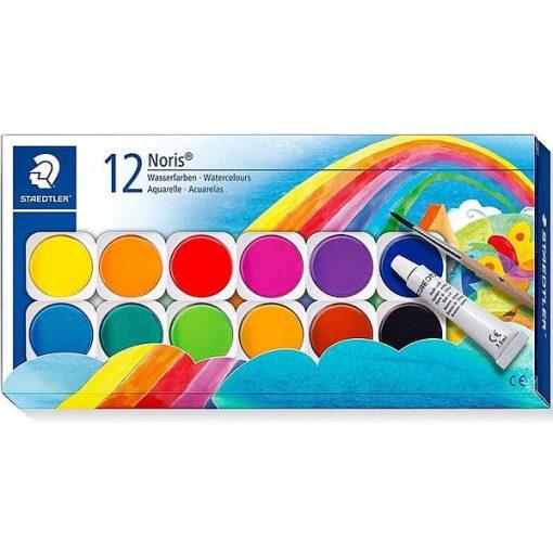 Staedtler - Noris Culori acuarela set 12 culori