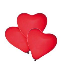 Susy Card Baloane Rosii Inima set 50 buc
