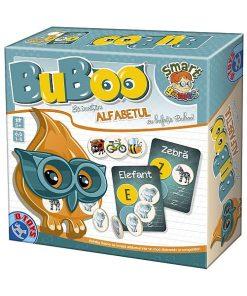 D-Toys - Joc educativ Buboo Sa invatam Alfabetul 72139