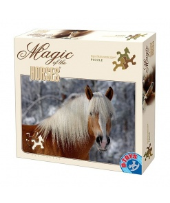 D-Toys Puzzle Magic of the Horses 65933-01