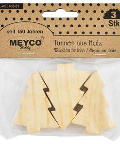 Meyco Brazi de lemn 405-51