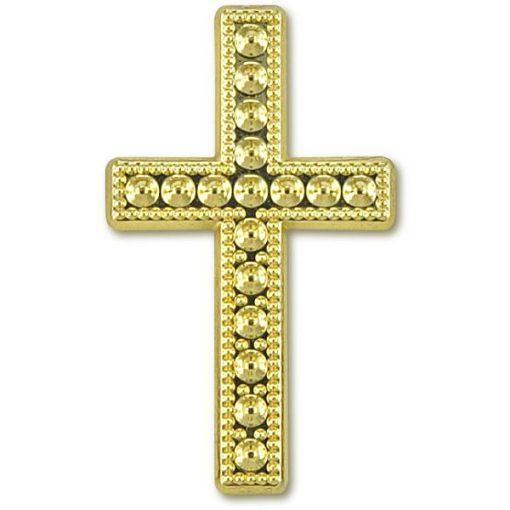 Meyco Decoratiune Cruciulita 24mm Aurie 65272
