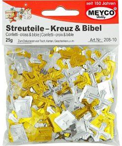 Meyco Decoratiuni Confetti Cruci si Biblii 208-10