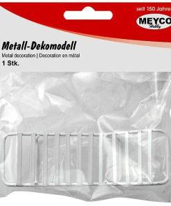 Meyco Mini sezlong decorativ din metal 81124