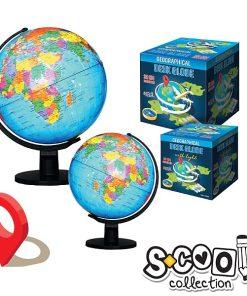 S-Cool Glob Pământesc