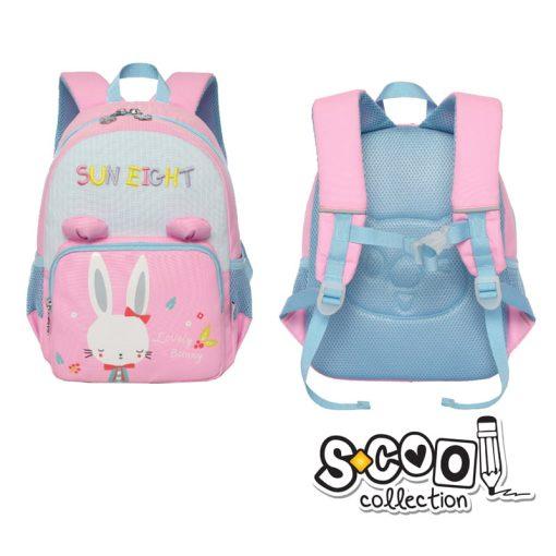 S-cool - Ghiozdan Gradinita My First Backpack Iepuras SC1043
