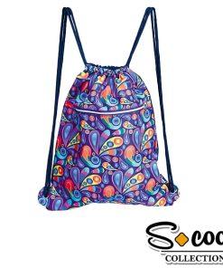 S-cool - Sac Sport cu buzunar pentru fete