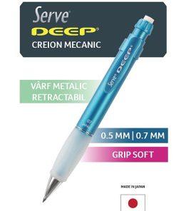 Serve Creion Mecanic Deep culori metalizate