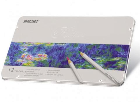 Set 12 culori Marco Raffine 7900-12TN