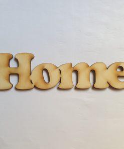 Eticheta lemn Home PentArt CFBT 930