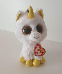 Unicornul Pegasus TY 36179 Beanie Boos