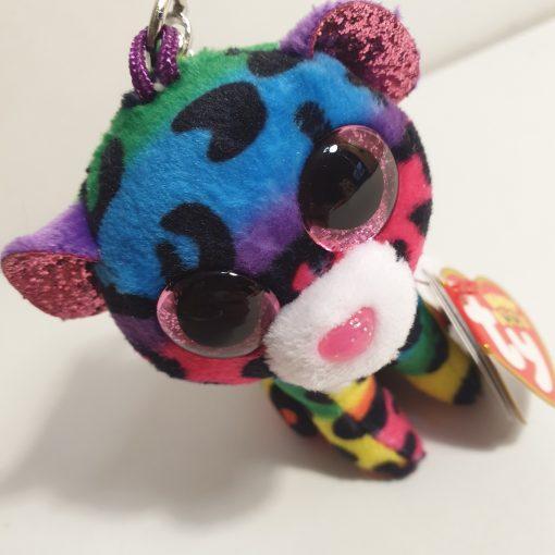 Leopardul Dotty breloc TY 35012