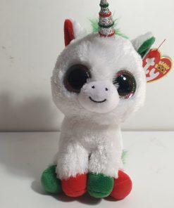 Unicornul Candy Cane TY 36222 Beanie Boos