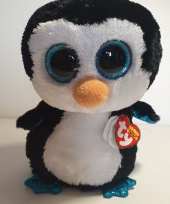 Pinguinul Waddles TY 36904 Beanie Boos