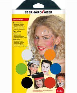 Eberhard Faber Set pictura pe fata 6 culori Musical