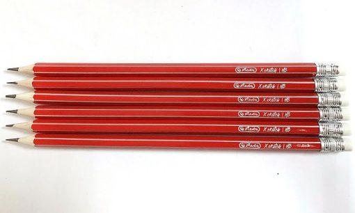 Herlitz Creioane grafit HB cu guma x.Sketch