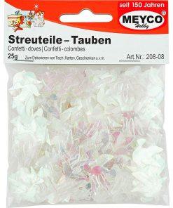Meyco Decoratiuni Confetti Porumbei 208-08