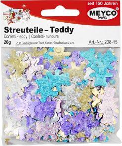 Meyco Decoratiuni Confetti Ursuleti multicolori 208-15