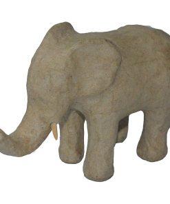 Elefant din Papier mâché Meyco 34785