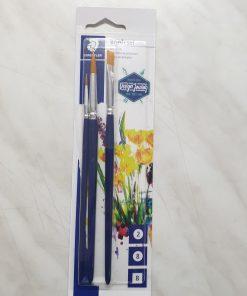 Set 3 pensule Staedtler 989-SBK3-3