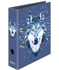 Biblioraft Wolf 8 cm Herlitz 50027309