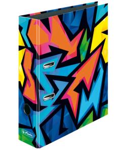 Biblioraft Neon Art 8 cm Herlitz 50027385