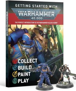 Getting Started with Warhammer 40,000 2 miniaturi