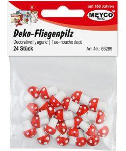 Meyco Ciupercute decorative din lemn 65289