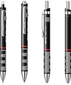 Rotring Multipen Tikky 3 in 1 negru 0.5mm