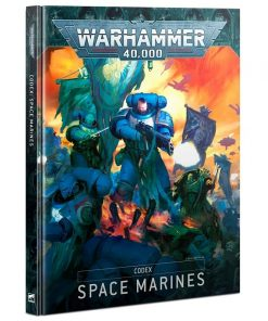Warhammer 40.000 Codex SpaceMarines