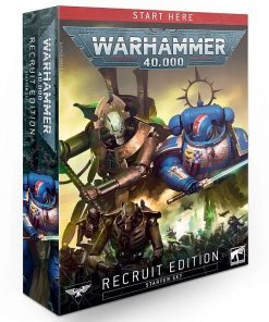 Warhammer 40.000 Recruit Edition Starter Set