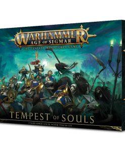 Warhammer Age of Sigmar Tempest of Souls Starter Set