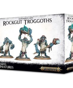 Warhammer Gloomspite Gitz Rockgut Troggoths