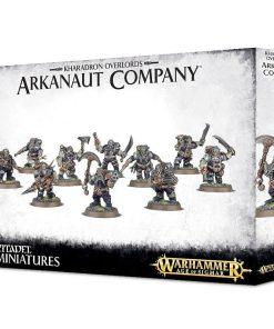 Warhammer Kharadron Overlords Arkanaut Company
