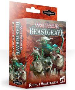 Warhammer Underworlds Beastgrave Rippa's Snarlfangs