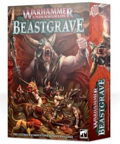 Warhammer Underworlds Beastgrave The Ultimate Competitive Miniatures Game
