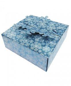 Cutiuta cadou albastra 16 x 15 x 5 cm Andel Prerov 12900