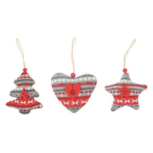 Ornamente brad crosetate Andel Prerov 18001