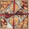 Set 32 ornamente din paie Andel Prerov 229