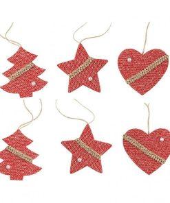 Ornamente brad tricotate Andel Prerov 3776
