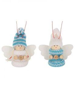 Ingerasi tricotati Craciun Andel Prerov 4526