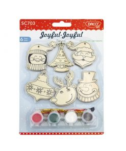 Daco Set Creativ Joyful-Joyful SC703