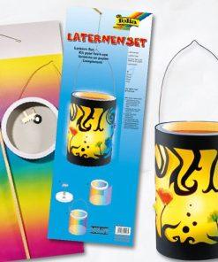 Folia Kit pentru lampion decorativ