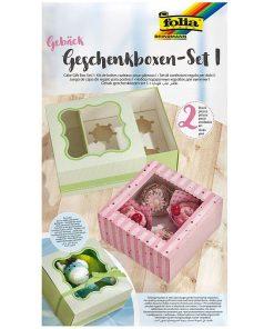 Folia Set 2 cutii din carton pentru cadou - set 1 - 48401