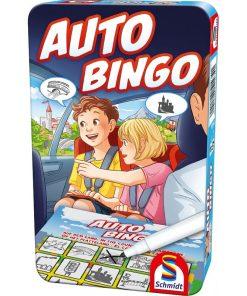 Joc de Societate Auto Bingo Art. 51434