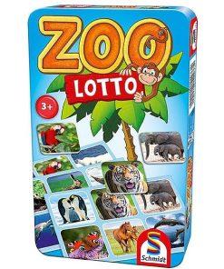 Joc de Societate Zoo Lotto Art. 51433