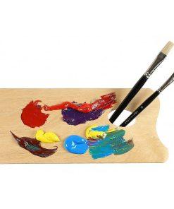 Koh-I-Noor - Paleta pictura din lemn