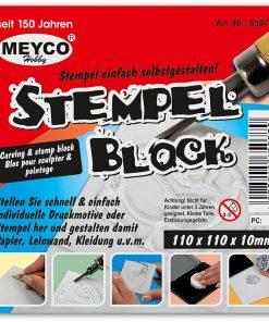 Meyco Bloc de cauciuc pentru gravura 65077