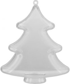 Meyco Brazi Decorativi din plastic transparent 45107